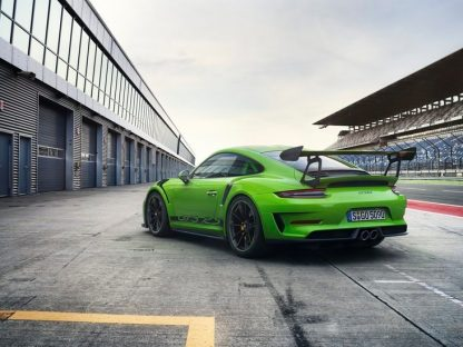 Next Generation GT3 RS Leaked Ahead Of Geneva Motor Show Unveiling
