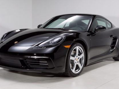 718 Cayman GTS – The Last Porsche I Plan to Own