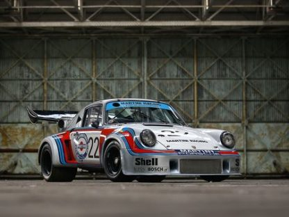 First Turbocharged Competition 911 to Race at 24 Hours of Le Mans is 1 of 3 Historic Porsches At Gooding's Amelia Island Auction