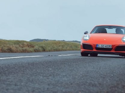 Making The Analog Driver's Case For Porsche's Carrera T