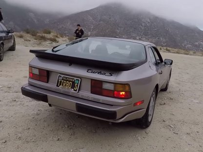 This Unmodified Porsche 944 Turbo S Is A Rose With No Thorns
