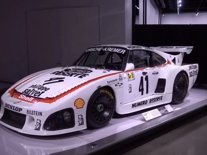 The Petersen Museum's Porsche Exhibit Is Educational For Lovers of Any Marque