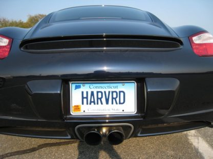 Porsche's Off To College. Where? The Ivy League of Course