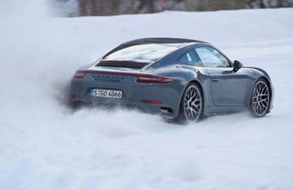 Four Winter Driving Tips from Porsche's Walter Röhrl