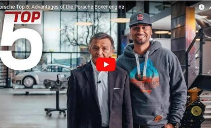 Inside the Boxer Engine with Hans Mezger