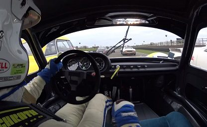 Ride Onboard With This Porsche 904 Racing At Goodwood