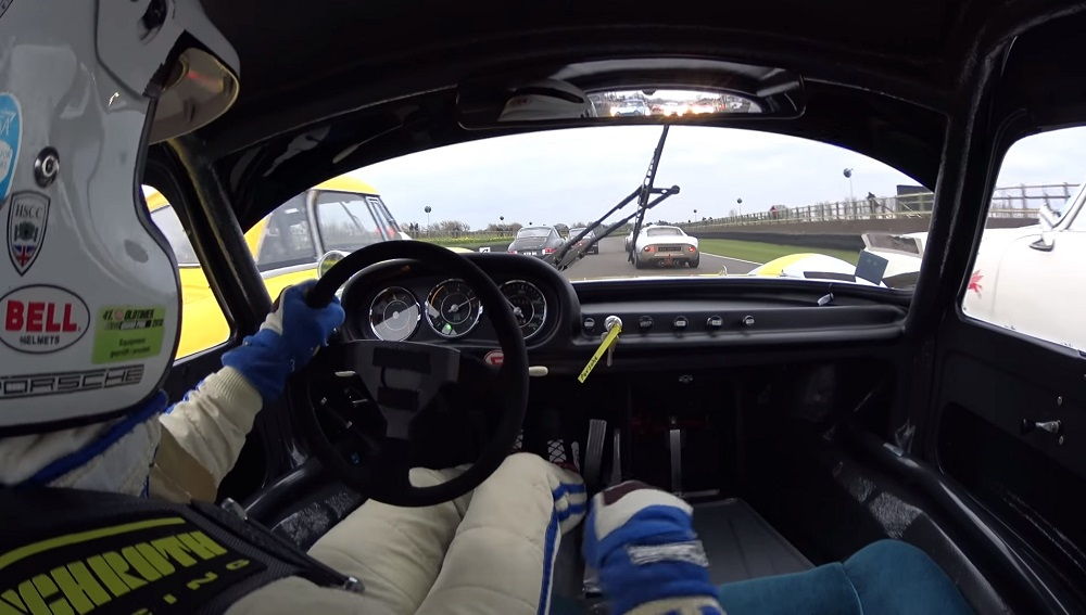 Ride Onboard With This Porsche 904 Racing At Goodwood | FLATSIXES