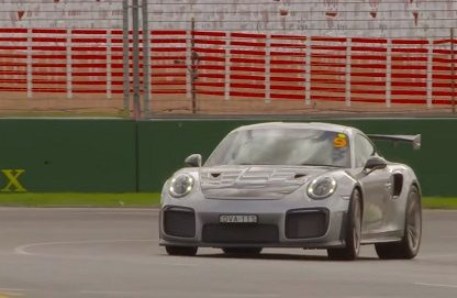 "The First On-Track Review Of The GT2 RS: ""It's Like A Caged Lion"""