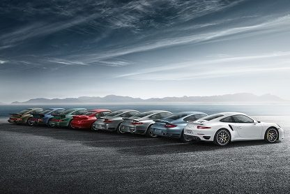 Porsche's Ten Best Colors Of All Time