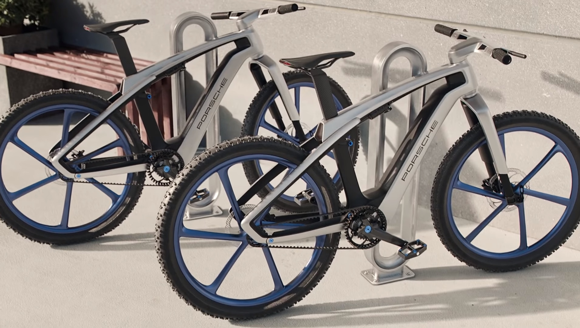 Electric bicycle from Porsche