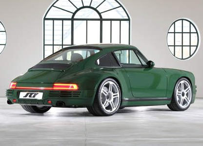 This New RUF SCR is 510 Horsepower of Naturally Aspirated Goodness, But It's Not-a-911