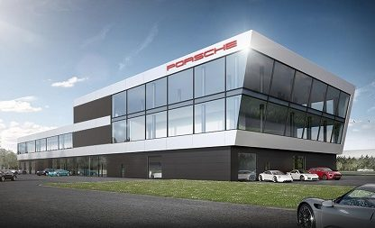 Seven Wonders Of The World: Porsche Announces A New Experience Center At Hockenheim
