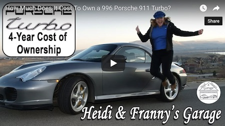 Porsche 911 cost of ownership