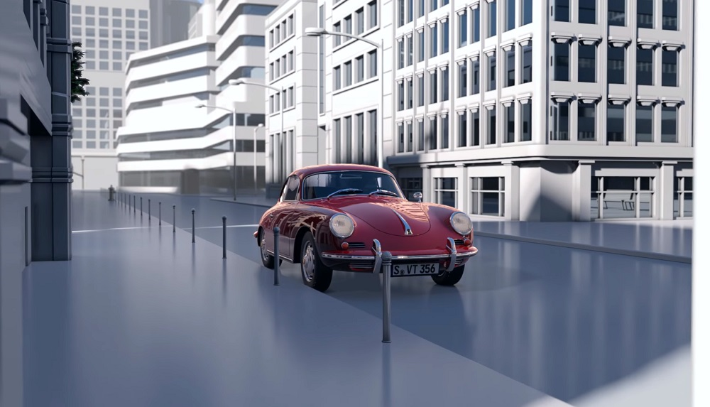 Porsche Classic Vehicle Tracking System and App