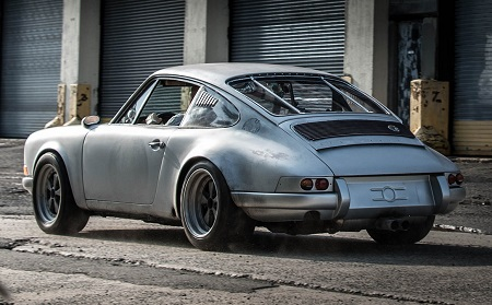 This Rocs Restomod 911 Is The Antithesis Of Singer Flatsixes