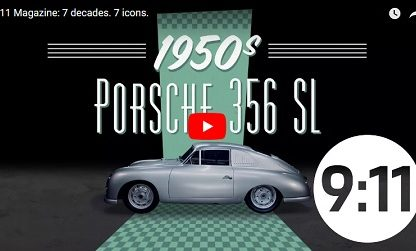 Seven Decades, Seven Iconic Porsches. What Are Your Porsche Icons?