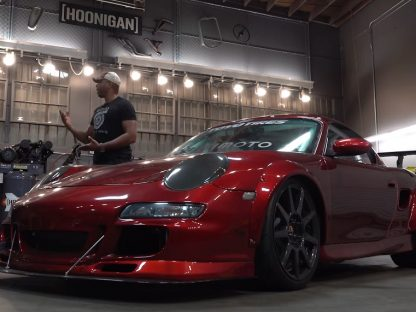 Take A Deep Dive Into Bisimoto's Wild Center-Seat 986 Boxster Track Car