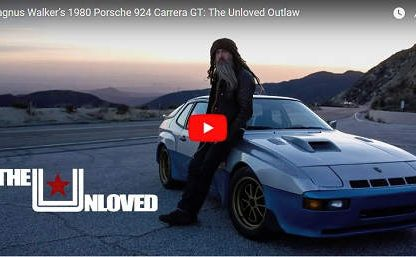 Unloved Outlaw: Porsche's Lesser Known Carrera GT