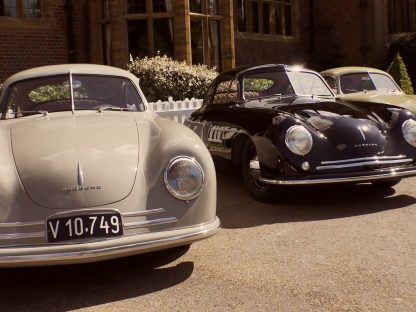 Inside The Porsche 356 International Meet From Sunny England
