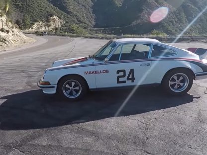 Makellos Classics 911 RS Hot Rod Converts A V8 Fanatic To A Porsche Believer