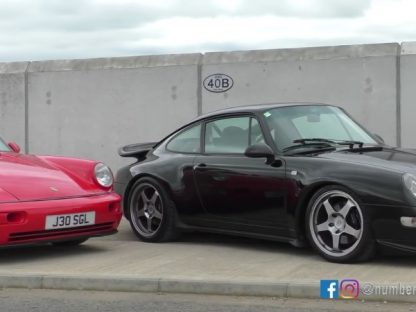red 964 rs clone and black 993 rs clone
