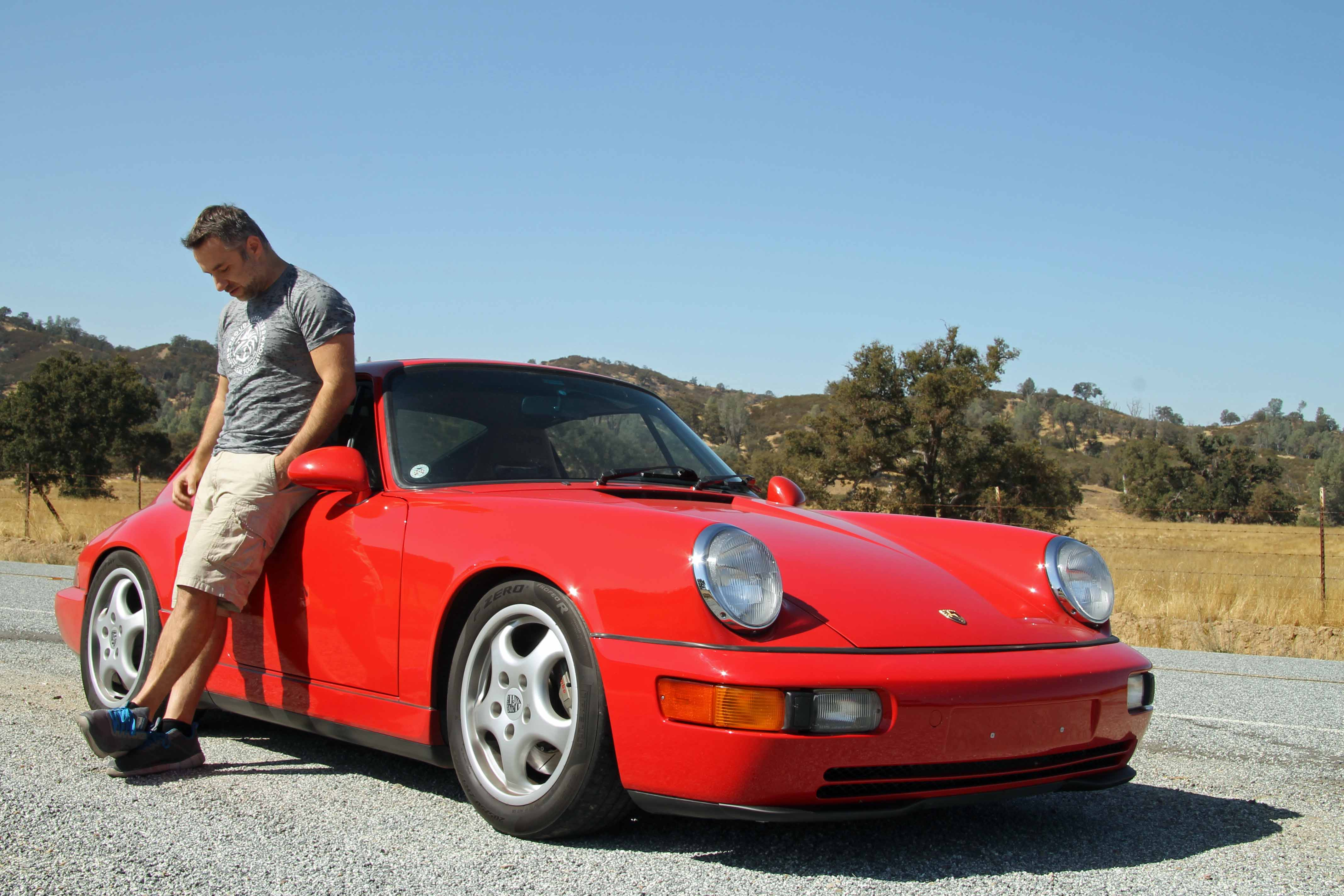 Sharkwerks Builds The 964 Rs America Porsche Should Have Flatsixes