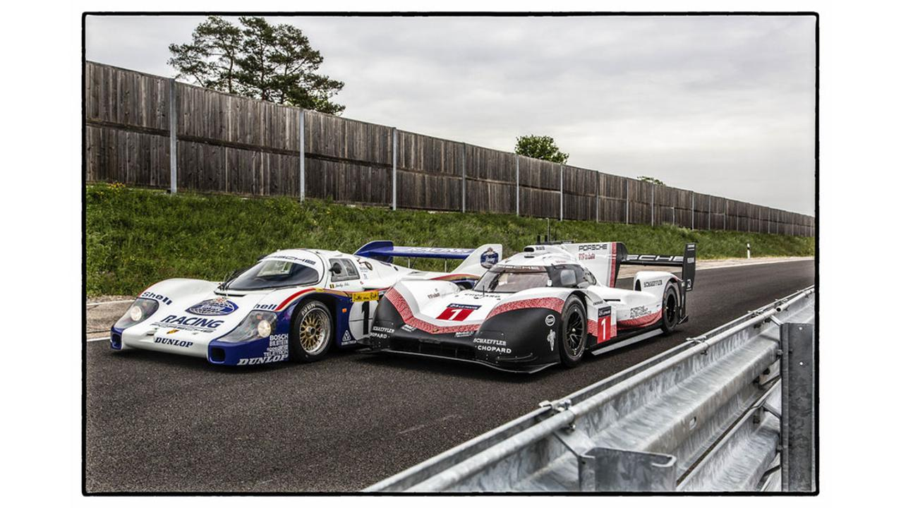 It\u0027s Happening! Porsche Is Testing The 919 Hybrid Evo At The
