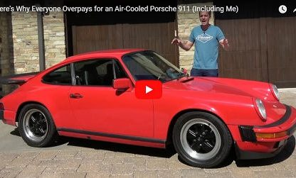 Hoovies Garage on the Carrera 3.2, and What It Means to Overpay