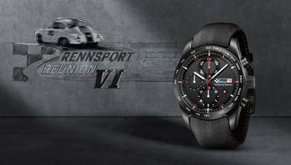 Introducing the Rennsport VI Edition Chronotimer