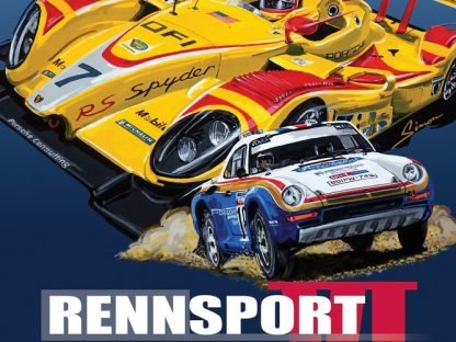 Porsche Debuts The Official Poster Of Rennsport Reunion VI