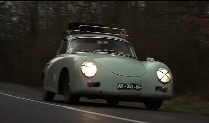 Father And Son Team Up To Revive This Beautiful 356