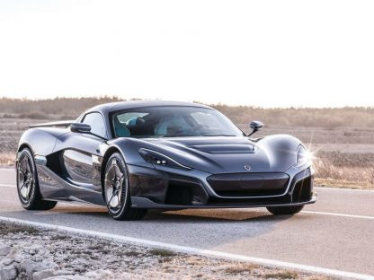 Porsche Buys A Stake In Croatian Electric Supercar Manufacturer Rimac