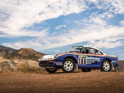 RM Sotheby's To Offer A Pair Of Rare Porsche 959s In Atlanta Sale