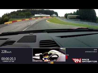 Onboard Manthey's Tuned GT2 RS Snagging a 2:31 Lap at Spa-Francorchamps