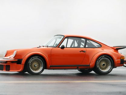 Jerry Seinfeld Adds One-Of-31 1976 Porsche 911 Turbo RSR To His Collection
