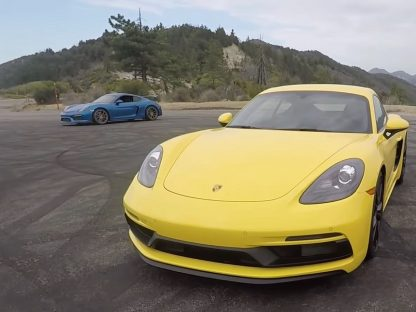 Is Porsche's 718 Cayman GTS Better Than The Old GT4?