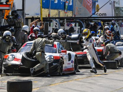 Porsche's Results And Pictures From Mosport