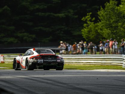 Porsche's Results And Pictures From Lime Rock Park