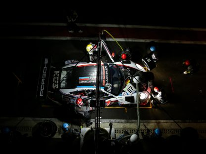 Porsche's Results And Photos From The 24 Hours Of Spa