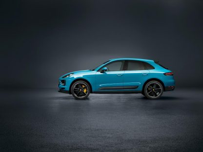 New Macan Premiers In Shanghai With Updated Body, Interior