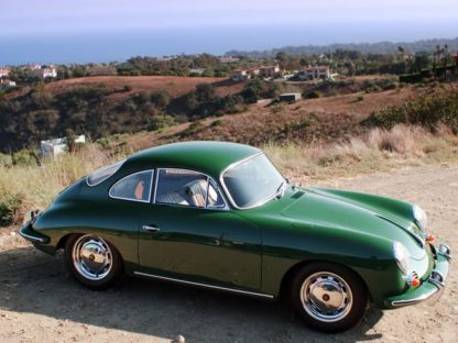 Gorgeous Green Porsche 356C Stars In The New Season Of Comedians In Cars Getting Coffee