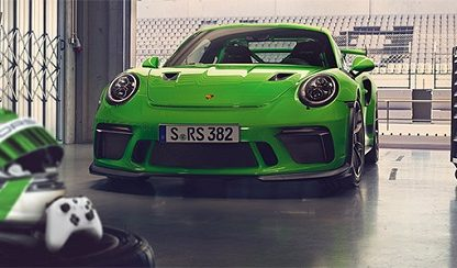Porsche's New 911 GT3 RS Challenge Aims To Turn Gamers Into Real Life Racers