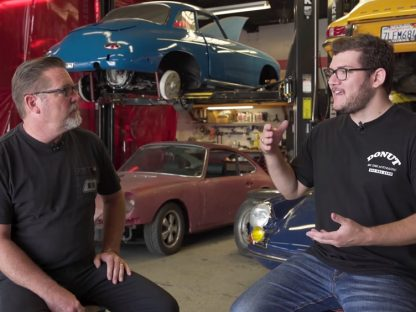 If You Want To Know More About Porsche, Ask John Benton