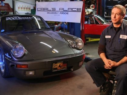 "New ""900 Series"" Porsche Television Show Coming To Velocity"