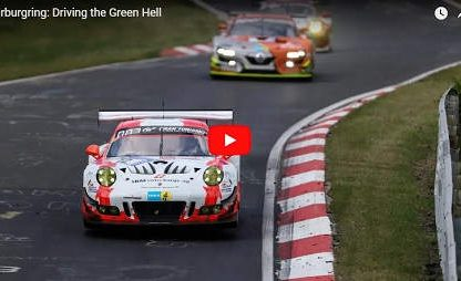 What Makes Driving the Nürburgring So Special?