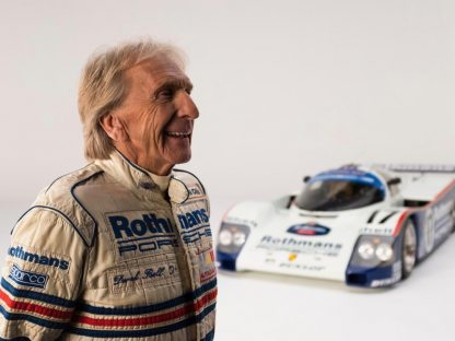 Derek Bell Tells us What It's Like to Drive Le Mans at 249 MPH. At Night.