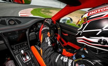 Onboard the 991 GT2 RS as it Sets a Production Car Record at Bend Motorsports Park