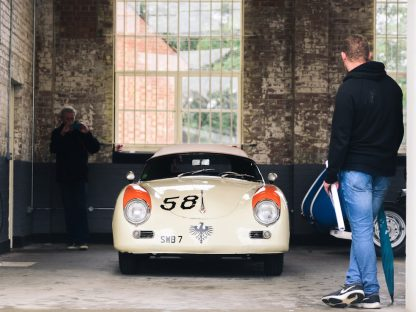 The Rain Came, But the Porsches of #LUFTGB Didn't Care