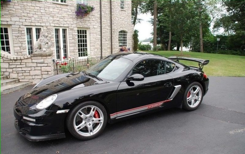 Cayman TPC Turbo Kit eBay
