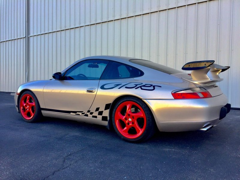 996 Outlaw Modified
